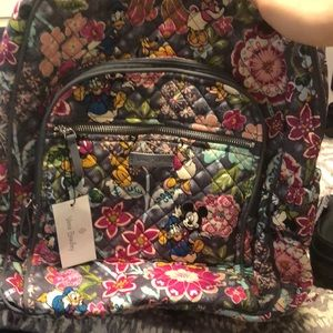 Vera Bradley: Mickey and Pals Campus Backpack